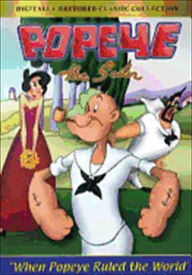 Popeye: When Popeye Ruled the World