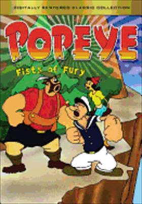 Popeye: Fists of Fury