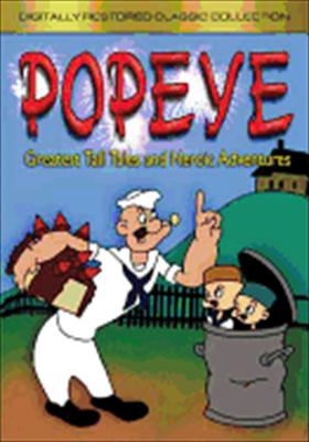 Popeye: Greatest Tall Tales & Heroic Adventures