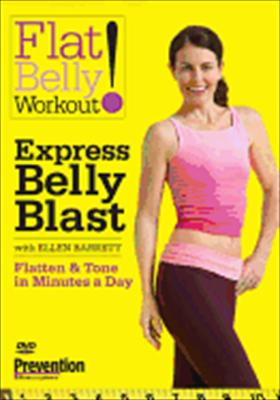Prevention: Flat Belly Workout Express Belly Blast