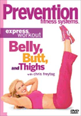 Prevention Express Workout: Belly, Butt & Thighs