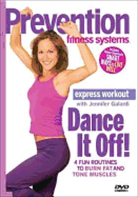 Prevention Fitness Systems Express Workout: Dance It Off 0018713513977