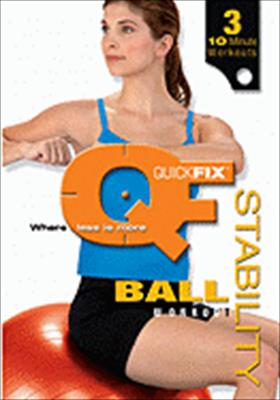 Quick Fix Stability Ball Workout