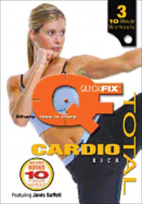Quickfix: Total Cardio Kick