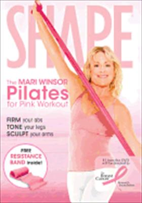 Shape: The Mari Winsor Pilates for Pink Workout