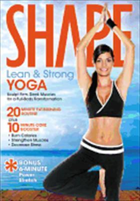 Shape: Long & Lean Yoga