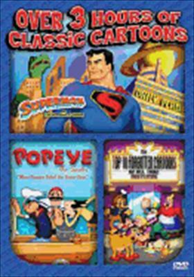 Superman/Popeye/Top 10 Forgotten Cartoons
