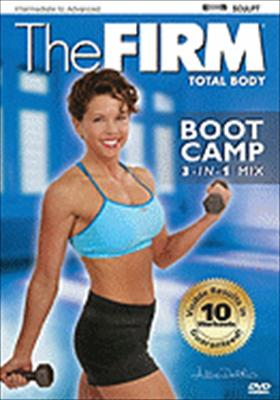 The Firm: Boot Camp 3-In-1 Mix