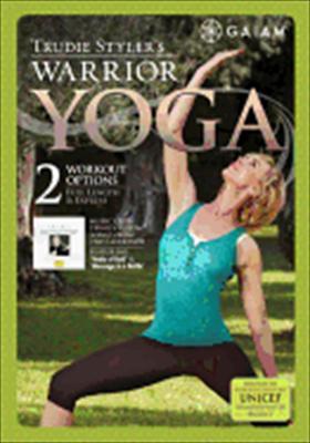 Trudie Styler: Warrior Yoga 0018713546388