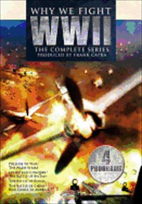 WWII Why We Fight: The Complete Series