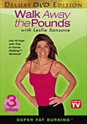 Walk Away the Pounds: Super Fat Burning