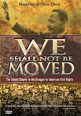 We Shall Not Be Moved 0018713517814