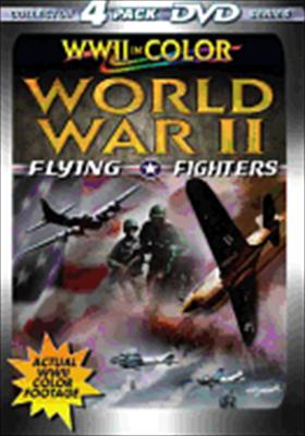 World War II Flying Fighters 4 Pack