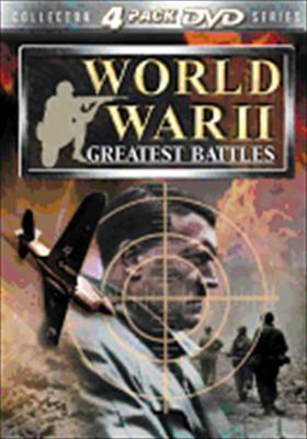 World War II Greatest Battles 4 Pack