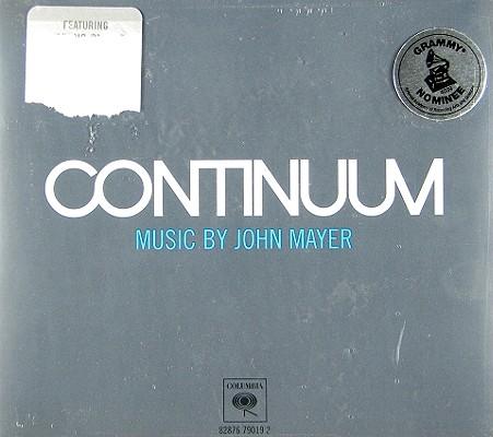 Continuum 0828767901923