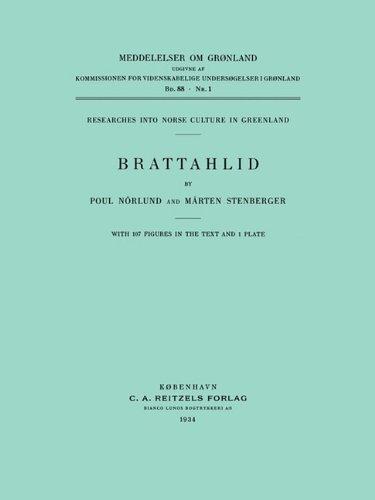 Brattahlid 9788763524261