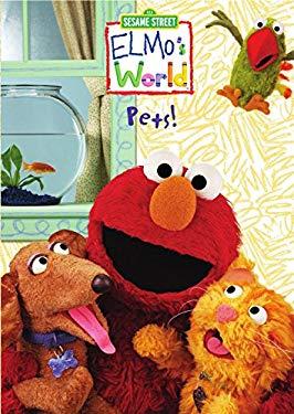 Elmo's World: Pets 0828768411292