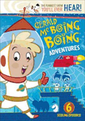 Gerald McBoing Boing Volume 1: Adventures