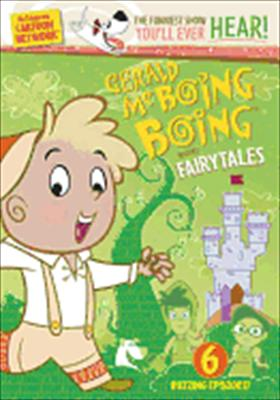 Gerald McBoing Boing Volume 2: Fairytales 0828768508596
