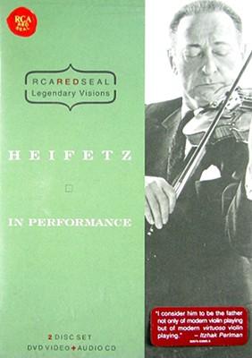 Jascha Heifetz: In Performance