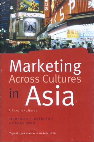 Marketing Across Cultures in Asia 9788763000949