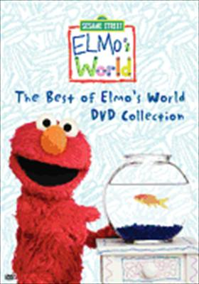 The Best of Elmo's World 0828768411490