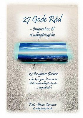 27 Gode R D - Inspiration Til Et Udbytterigt LIV 9788776918279