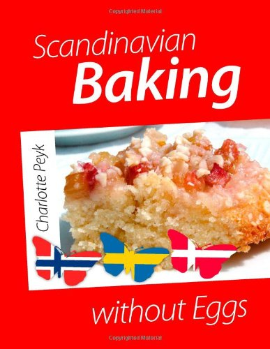 Scandinavian Baking Without Eggs 9788771146080