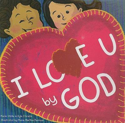 I Love U by God 9788772479361