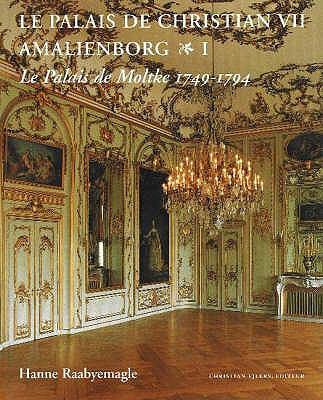 Palais de Christian VII Amalienborg 9788772899251