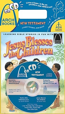 Twelve Who Followed Jesus/Jesus Blesses the Children [With CD]