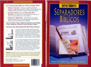 Verse Finders Horizontal Spanish - Gold