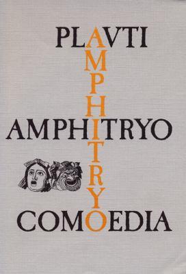 Plavti Amphitryo Comoedia 9788799701674