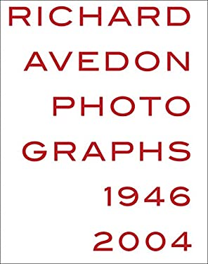 Richard Avedon: Photographs 1946-2004 9788791607493