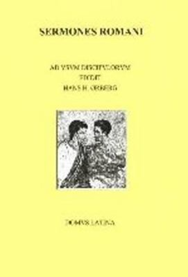 Sermones Romani: Ad Vsvm Discipvlorvm 9788790696078