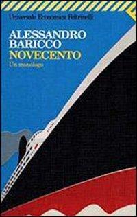 Novecento: Un Monologo 9788807813023
