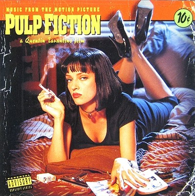 Pulp Fiction Stickered