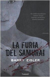 La furia del samurai - Eisler, Barry