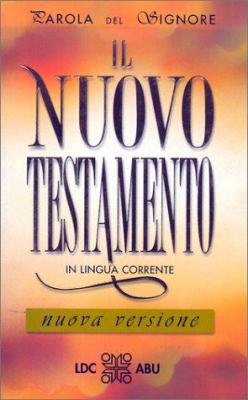 Italian New Testament 9788823727021