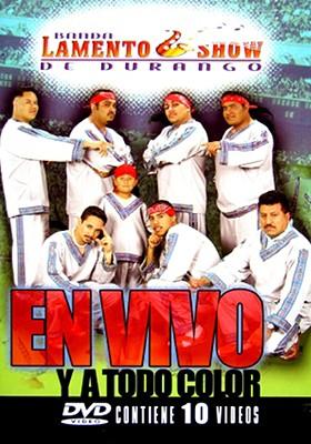DVD-En Vivo y a Todo Color