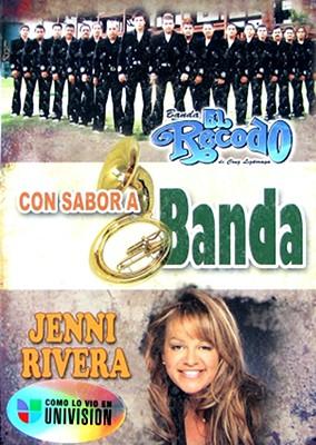 Recodo/Rivera-Con Sabor a Banda