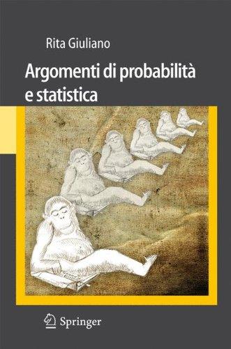 Argomenti Di Probabilit E Statistica 9788847017580