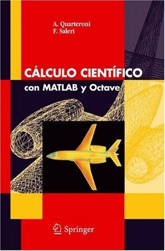 C Lculo Cient Fico Con MATLAB y Octave 9788847005037