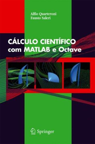 C Lculo Cient Fico Com MATLAB E Octave 9788847007178