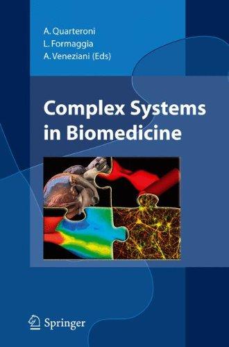 Complex Systems in Biomedicine 9788847015555
