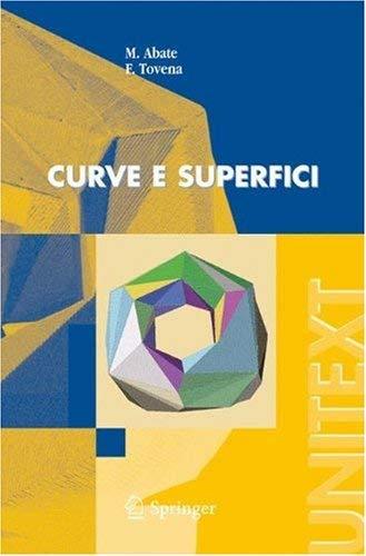 Curve E Superfici 9788847005358