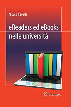 Ereaders Ed eBooks Nelle Universit 9788847025271