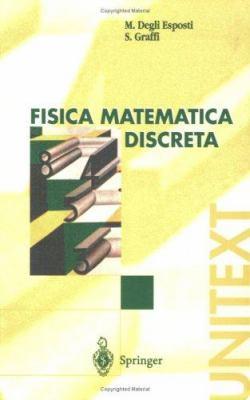 Fisica Matematica Discreta 9788847002128