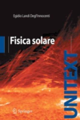 Fisica Solare 9788847006775