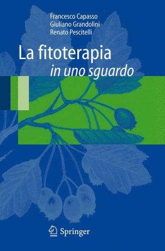 La Fitoterapia in Uno Sguardo 9788847008236